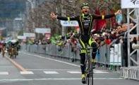 Salvador Guardiola cierra la mejor temporada como ciclista profesional
