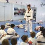 Regresan las competiciones de Taekwondo