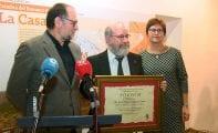 Nombrado SOCIUM del Museo Arqueológico de Jumilla el profesor García Cano