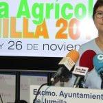 La segunda edición de la Feria Agrícola de Jumilla aumenta su volumen de negocio