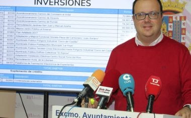La Junta de Gobierno adjudica las obras de renovación de las calles Goya, Fueros, Valencia y avenida El Casón