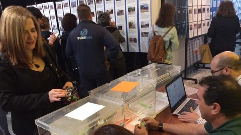 Más de cuatrocientos jumillanos seleccionan las propuestas de los Presupuestos Participativos