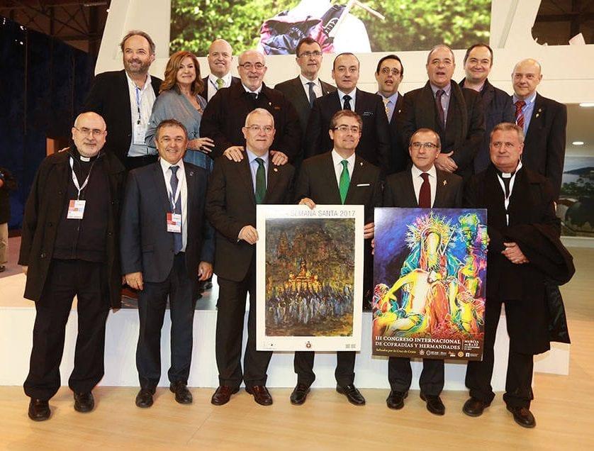 El Cristo de la Vida 'peregrina' a Murcia