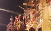Muchos jumillanos se desplazaron el sábado a Murcia a disfrutar de la Magna Procesión del Tercer Encuentro Internacional de Cofradías.