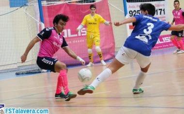 CFS Jumilla puso contra las cuerdas al FS Talavera