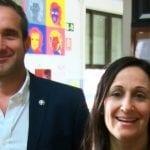 La directora general de Centros Educativos se interesa por las necesidades del IES Arzobispo Lozano