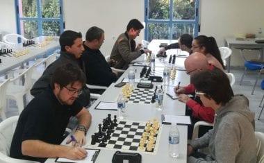 El Chess Coimbra A se mete en zona de descenso