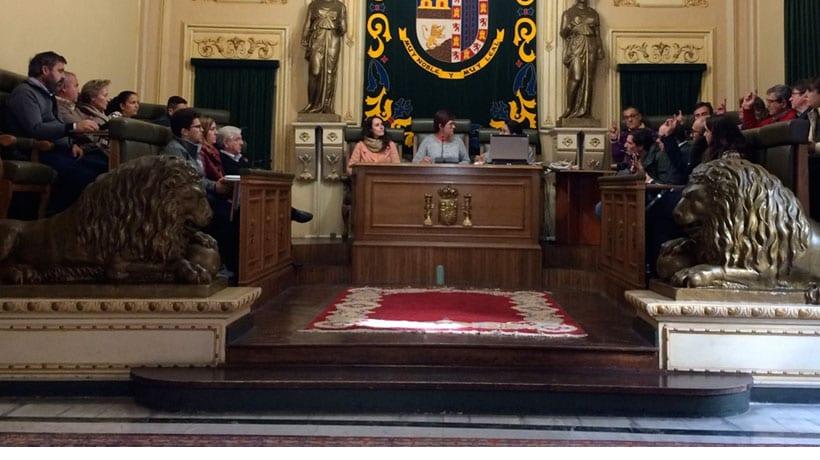 El pleno aprueba con los votos del PSOE el Plan Estratégico DUSI para la tercera convocatoria de ayudas