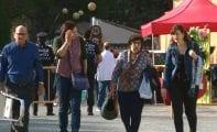 Miles de jumillanos cumplieron un año más con la tradición de visitar a sus difuntos en la Festividad de Todos los Santos