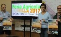 Presentada la segunda edición de la Feria Agrícola de Jumilla