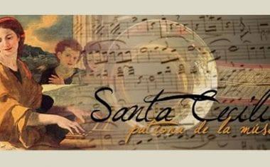 Este fin de semana comienzan los actos musicales en honor a Santa Cecilia