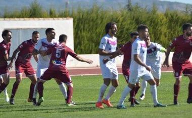 El FC Jumilla buscará hacer buena la última victoria en su enfrentamiento ante el Betis Deportivo