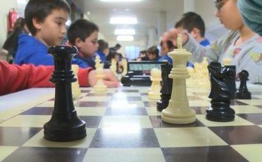 El ajedrez vuelve al Deporte Escolar
