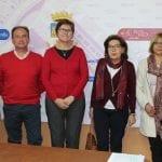 El Ayuntamiento y Aguas de Jumilla formalizan un convenio a favor de la AECC
