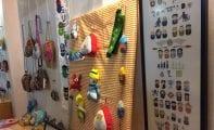 Una exposición en la Casa del Artesano conmemora su X aniversario