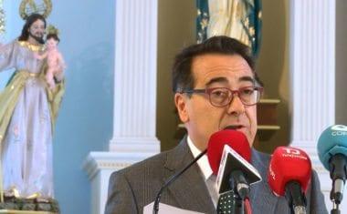 El Francisco Abellán más religioso pronuncia el pregón de Navidad de Jumilla