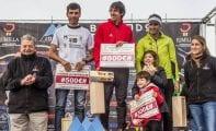 Antonio Martínez y Eli Gordon vencedores de la IV Barbudo Trail