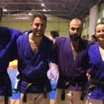 Antonio Guardiola Lizán consigue la medalla de bronce en el Campeonato de España de Defensa Personal Policial