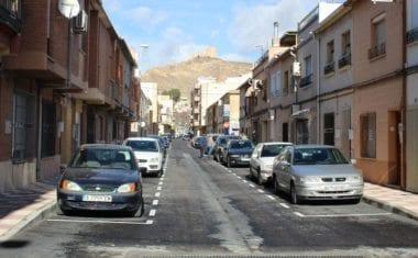 Finalizan las obras de la calle Infante Don Fadrique