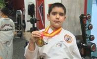 Campeonato de España Pre-cadete para el Centro Deportivo Olivares