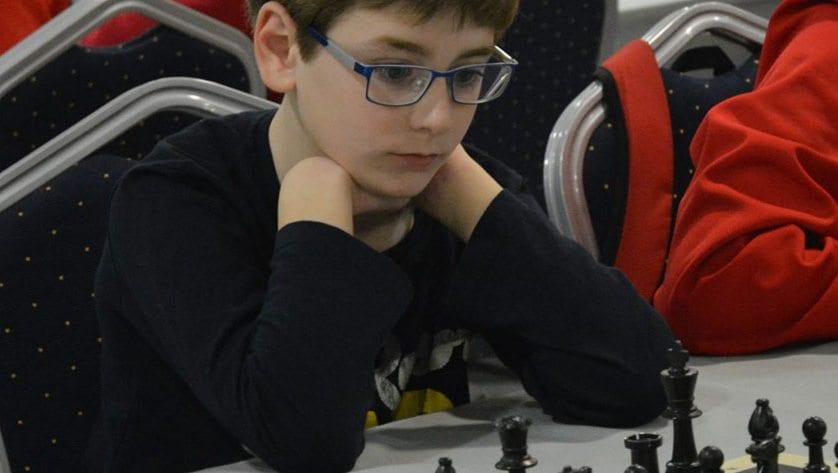 Carlos Molina brilló en el IV Torneo Internacional de Ajedrez en Almuñecar