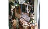 Coloma Floristas gana el Concurso de Escaparates 'Navidad en Jumilla'