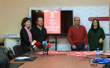'Keep Calm and Compra en Jumilla' pretende fomentar las compras en el comercio local