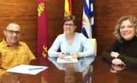 Firmado un convenio de colaboración entre el Ayuntamiento de Jumilla y la Asociación de Salud Mental