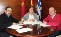 El Ayuntamiento de Jumilla y la Ruta del Vino formalizan un convenio de colaboración