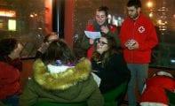 Cruz Roja Juventud llevó a cabo un acción informativa con motivo del Día Mundial del VIH