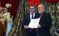 La Cofradía del Rollo culmina el 75 aniversario con la presentación de un libro y la Entrega de Reconocimientos