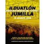Jumilla será la sede del Campeonato Regional de Duatlón de Media Distancia