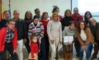 """Finaliza el """"Taller de Manitas"""" que han organizado conjuntamente la Concejalía de Servicios Sociales y Proyecto Abraham"""