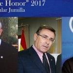 El PP de Jumilla entregará la 'Insignia de Honor' a Paco Castillo, a Marcos Nogueroles y a Enrique Jiménez