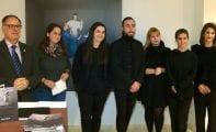 Llega a Jumilla la exposición 'LaManoRobada' dentro del plan regional de Espacios Expositivos de Cultura