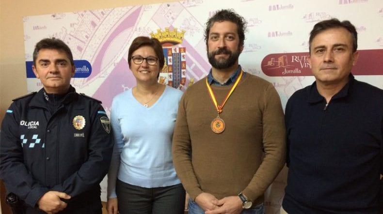 medalla-bronce-cabo-guardiola-jumilla