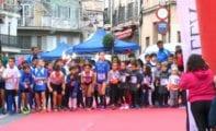 Más de doscientos atletas participaron en la XI Popular Navideña de Jumilla