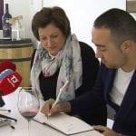 Miguel Ángel Lozano presenta su nuevo proyecto artístico, 'Sarmiento'
