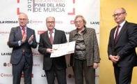 Premio PYME del Año de Murcia para Bodegas Hijos de Juan Gil de Jumilla