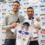 Salvador Guardiola ficha por el Kinan Cycling Team nipón