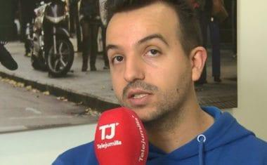 El bailarín jumillano Vicente Ochoa reclama para Jumilla una Escuela Municipal de Danza