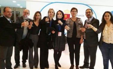 Jumilla difunde en FITUR su Ruta del Vino, la Fiesta de la Vendimia y la Semana Santa