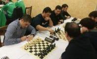 El Club de Ajedrez Coimbra estuvo en la Copa Federación con cuatro equipos