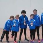 Cuatro puestos de podio para el Athletic Club Vinos DOP Jumilla en el Cross de Puerto Lumbreras