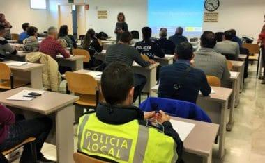 La Comunidad y las Jefaturas de Policía Local colaboran en la formación de mandos y agentes