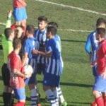 Derrota del Jumilla CD ante Mazarrón en un partido sin intensidad