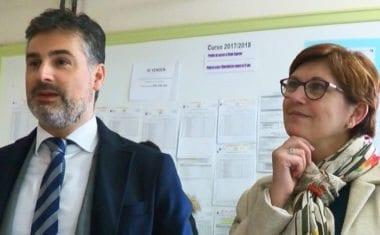 El director general de FP se interesa en Jumilla por la FP Dual, la Educación de Adultos y la Escuela de Idiomas