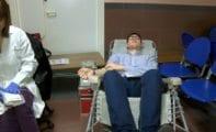 Jumilla es el municipio de la Región de Murcia con mayor número de donantes y donaciones de sangre