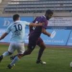El CD El Ejido corta en seco la racha positiva del FC Jumilla