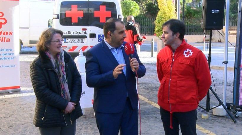 Para Cruz Roja Jumilla la iniciativa de Telecable 'Deseos de Navidad' fue una iniciativa que arrojó un gran éxito